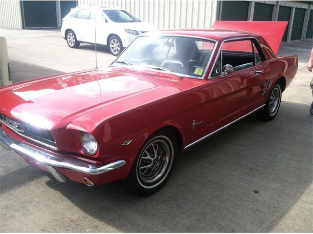 Picture of Classic 1966 Ford Mustang located in Pennsylvania - NVPM