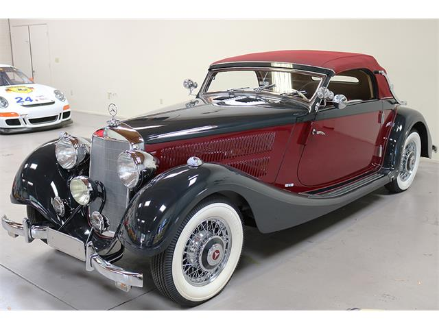 Picture of Classic '38 Mercedes-Benz 320A Auction Vehicle - NSII