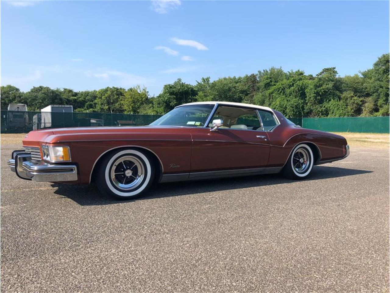Large Picture of '73 Riviera located in West Babylon New York - $24,900.00 Offered by Hollywood Motors - NVQM