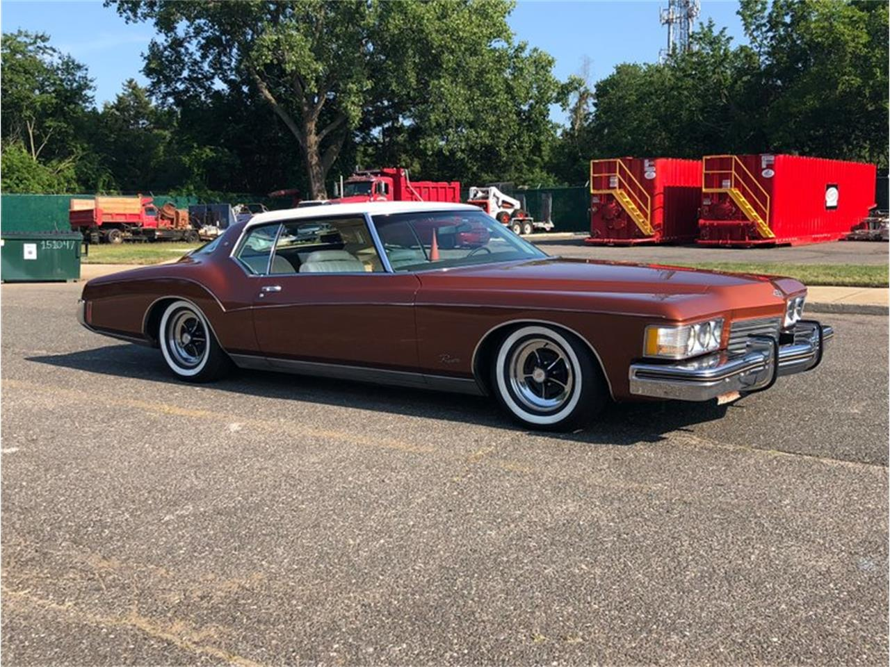 Large Picture of 1973 Riviera located in New York - $24,900.00 Offered by Hollywood Motors - NVQM