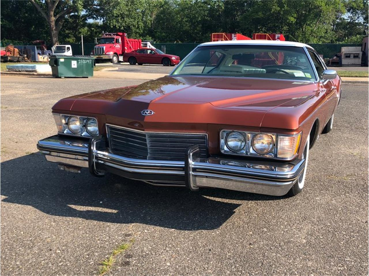 Large Picture of Classic 1973 Riviera located in West Babylon New York - NVQM