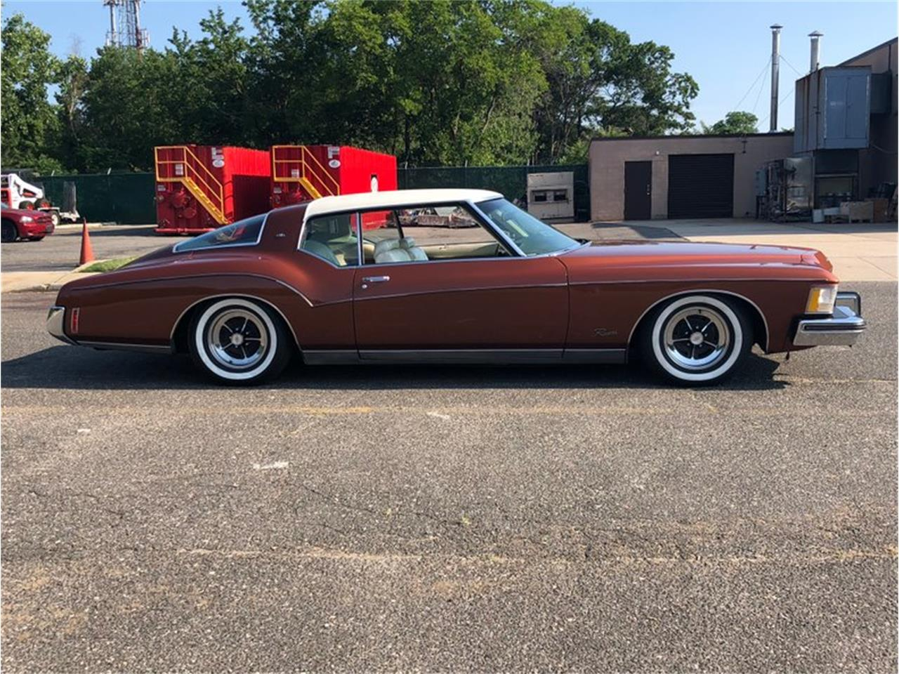 Large Picture of Classic 1973 Buick Riviera Offered by Hollywood Motors - NVQM