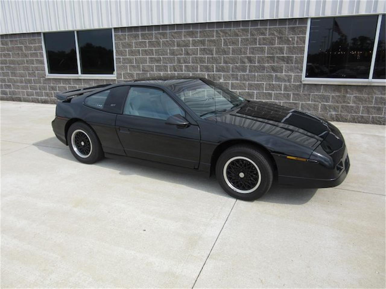 Large Picture of 1988 Fiero located in Greenwood Indiana - $15,900.00 Offered by Ray Skillman Classic Cars - NVQQ