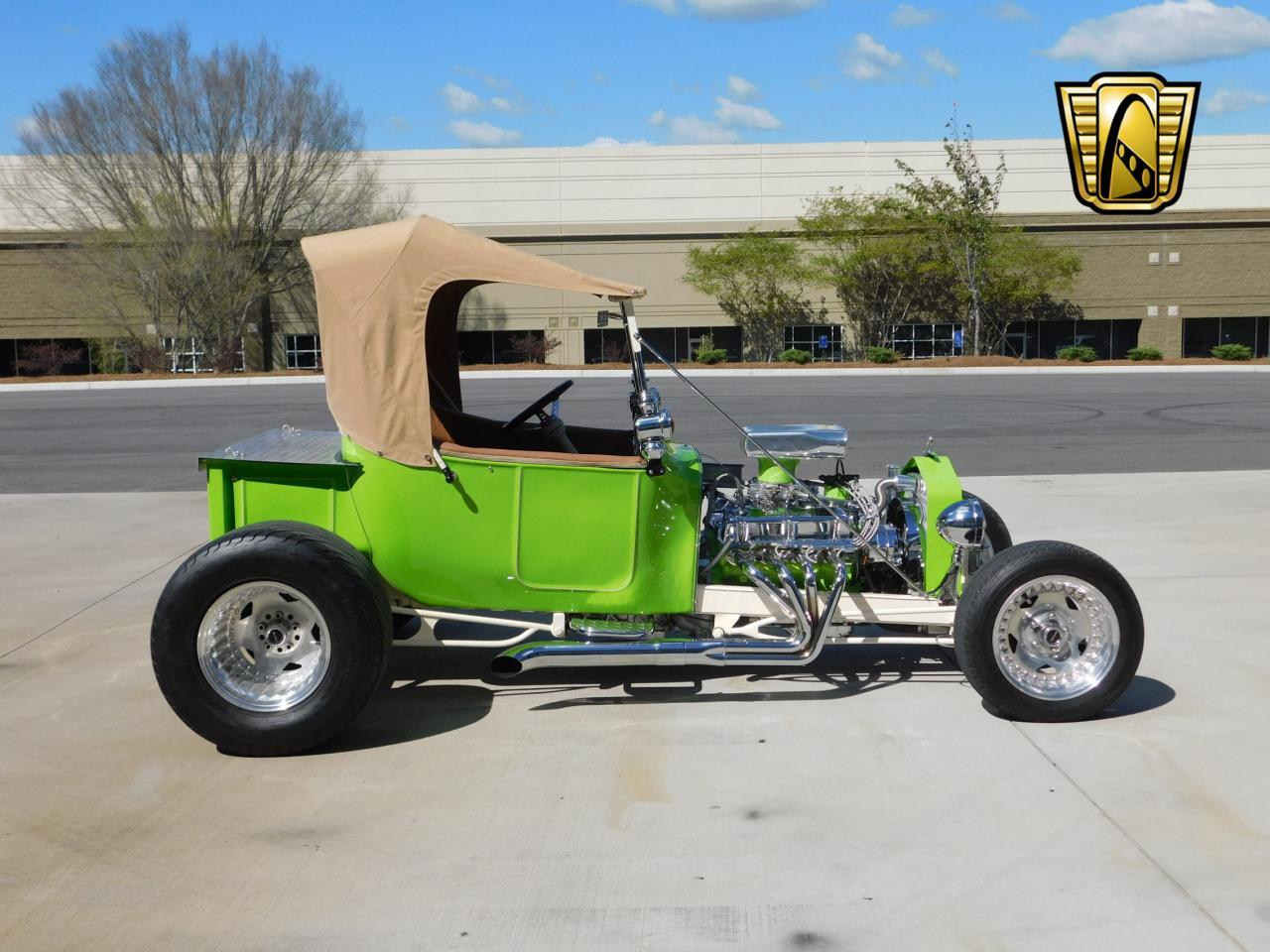 Large Picture of Classic 1923 Ford T Bucket located in Beaufort North Carolina Offered by a Private Seller - NVRE