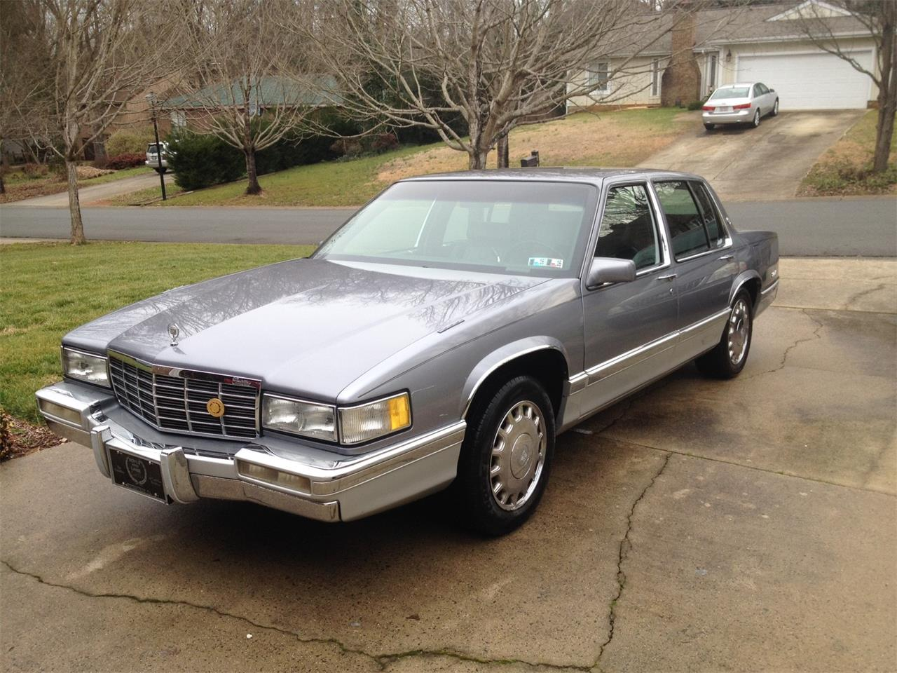 1991 Cadillac Sedan Deville For Sale