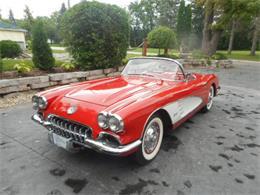 Picture of Classic 1959 Corvette located in Wind Lake Wisconsin - NVRV