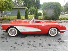 Picture of Classic 1959 Corvette - NVRV