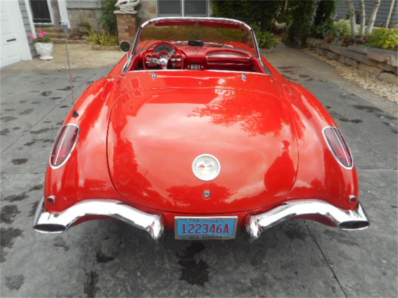 Large Picture of Classic '59 Chevrolet Corvette - $69,900.00 - NVRV
