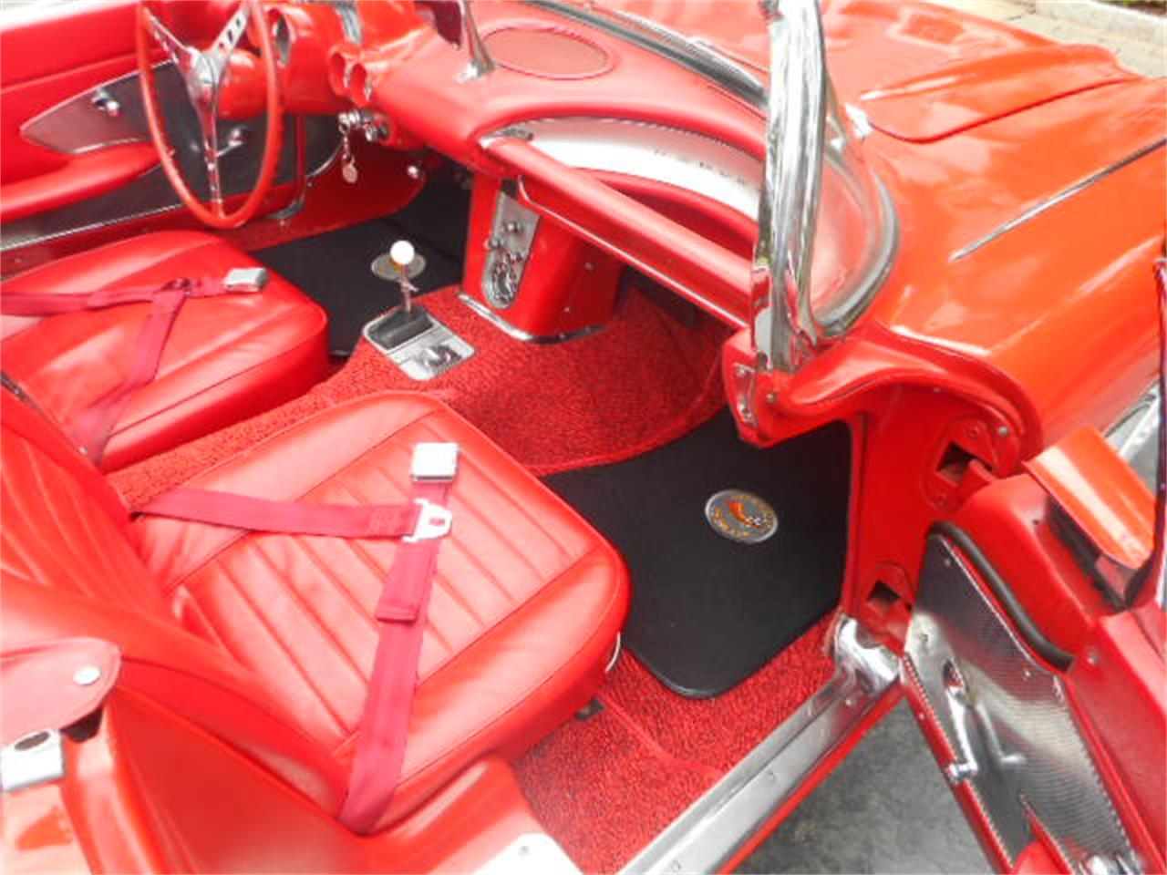 Large Picture of Classic '59 Chevrolet Corvette Offered by a Private Seller - NVRV
