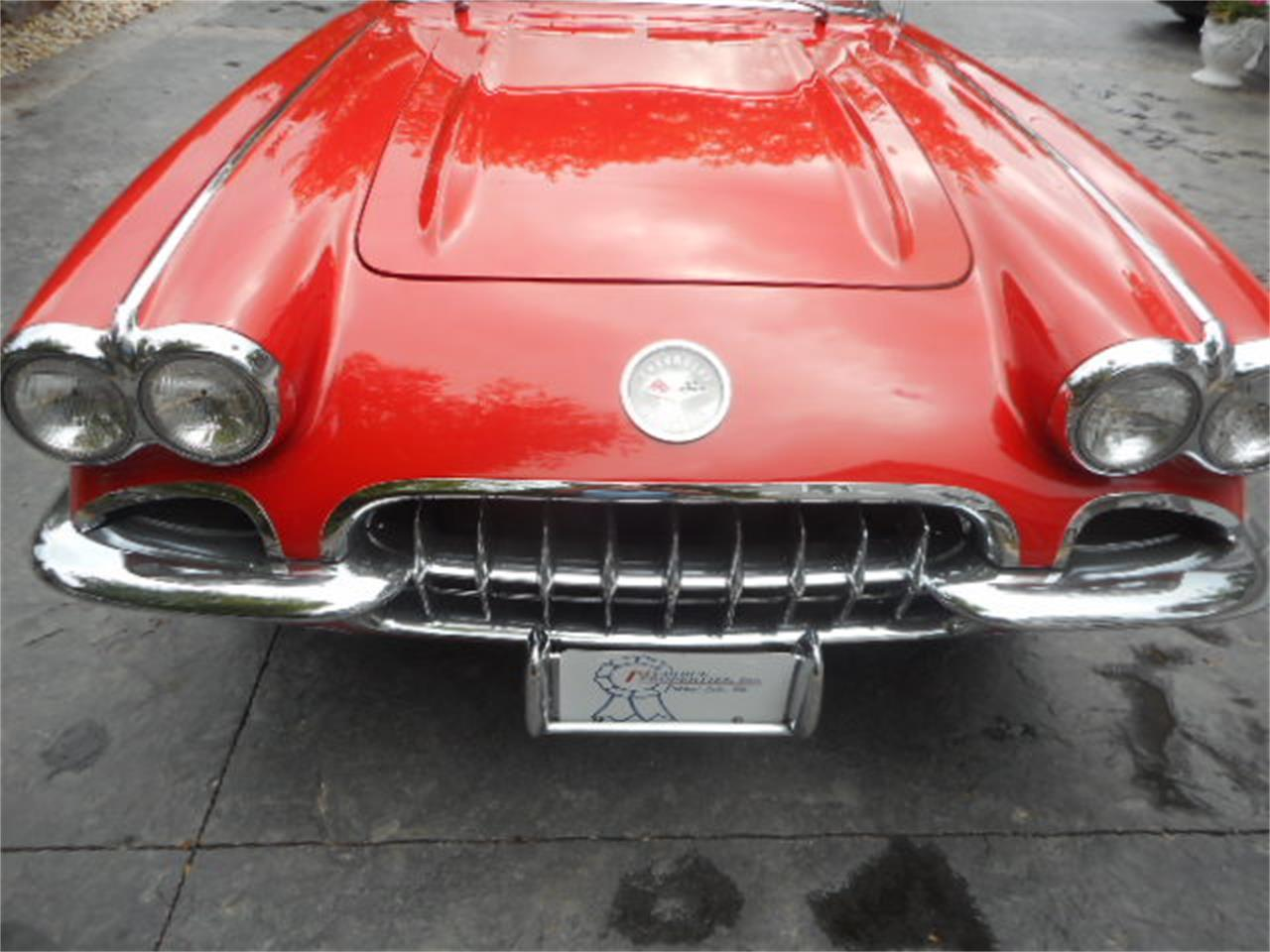Large Picture of '59 Corvette located in Wisconsin - NVRV
