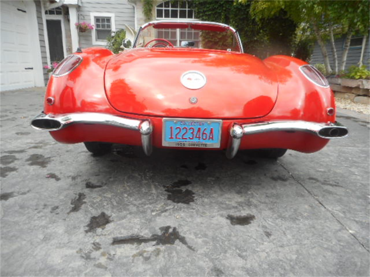 Large Picture of '59 Chevrolet Corvette - $69,900.00 Offered by a Private Seller - NVRV