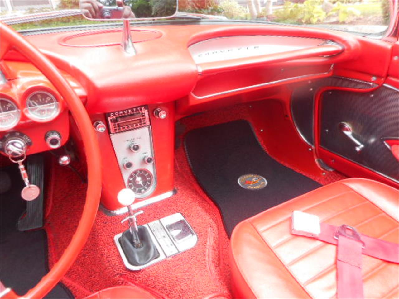 Large Picture of '59 Chevrolet Corvette located in Wisconsin - $69,900.00 Offered by a Private Seller - NVRV