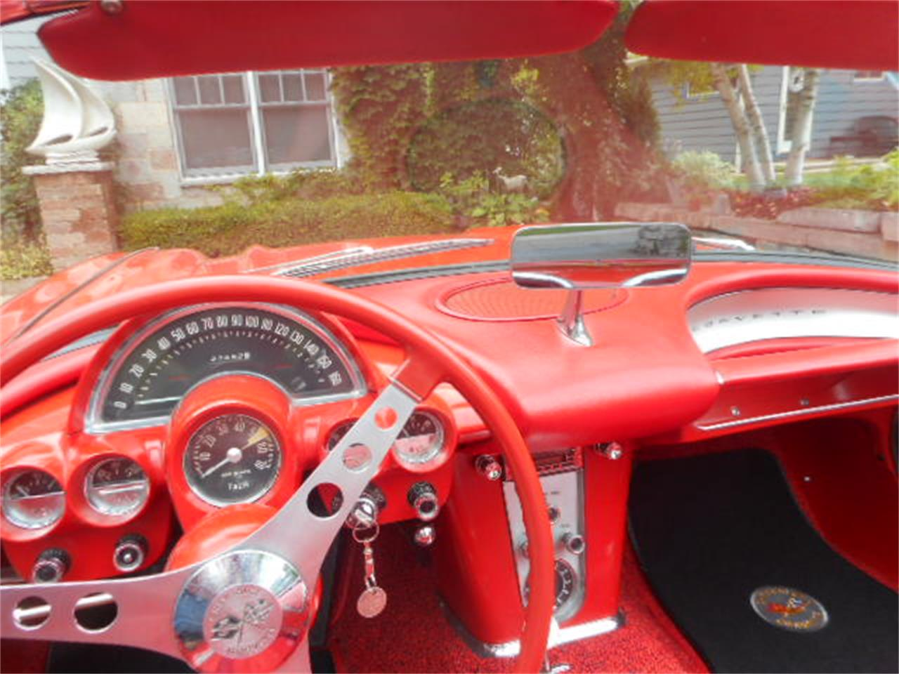 Large Picture of '59 Corvette located in Wind Lake Wisconsin - $69,900.00 Offered by a Private Seller - NVRV