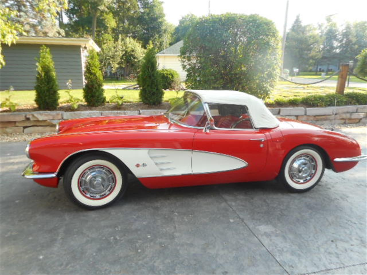 Large Picture of Classic '59 Chevrolet Corvette located in Wisconsin - NVRV