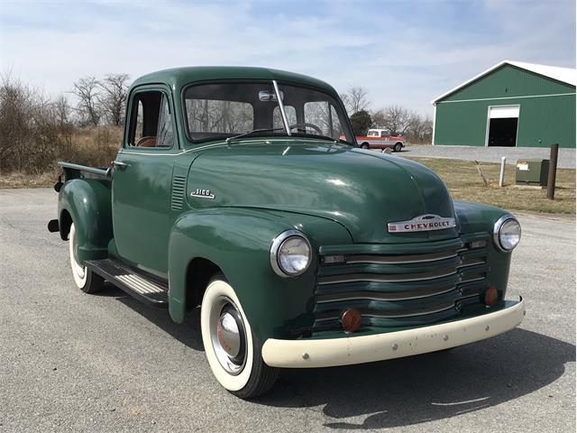Picture of 1953 Chevrolet 3100 - NSIJ