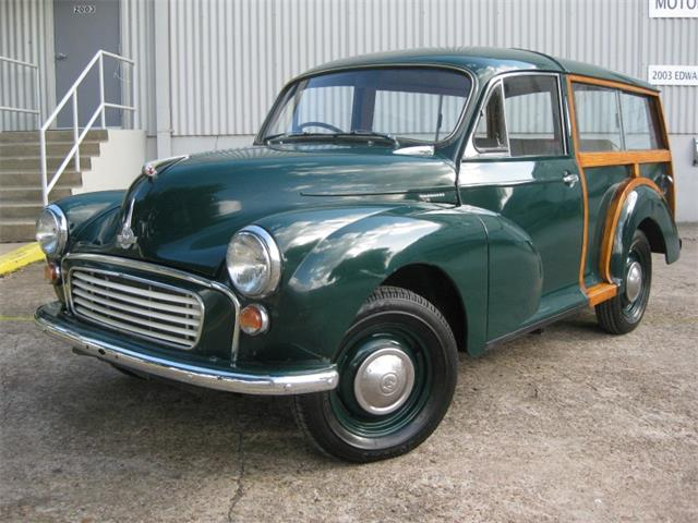 Picture of '56 Minor 1000 2Dr Traveler - NVT0