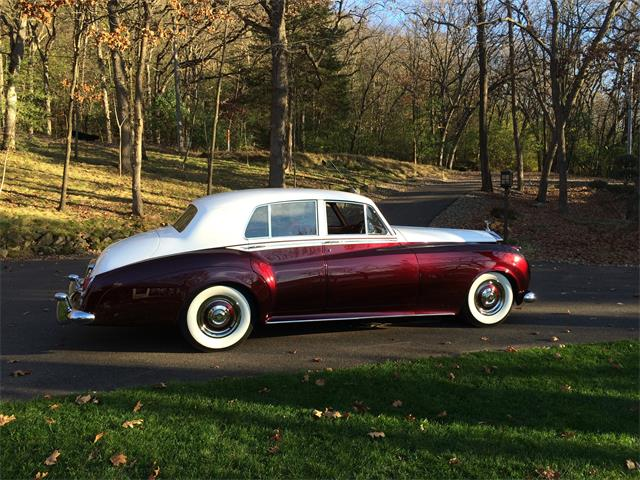 Picture of '59 Silver Cloud - NVTD