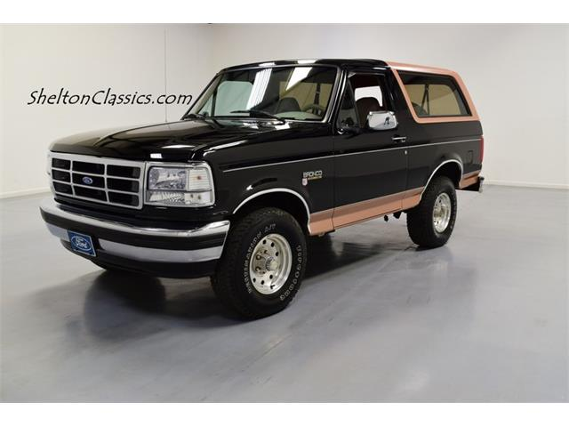 Picture of 1994 Bronco - $26,995.00 Offered by  - NVU7