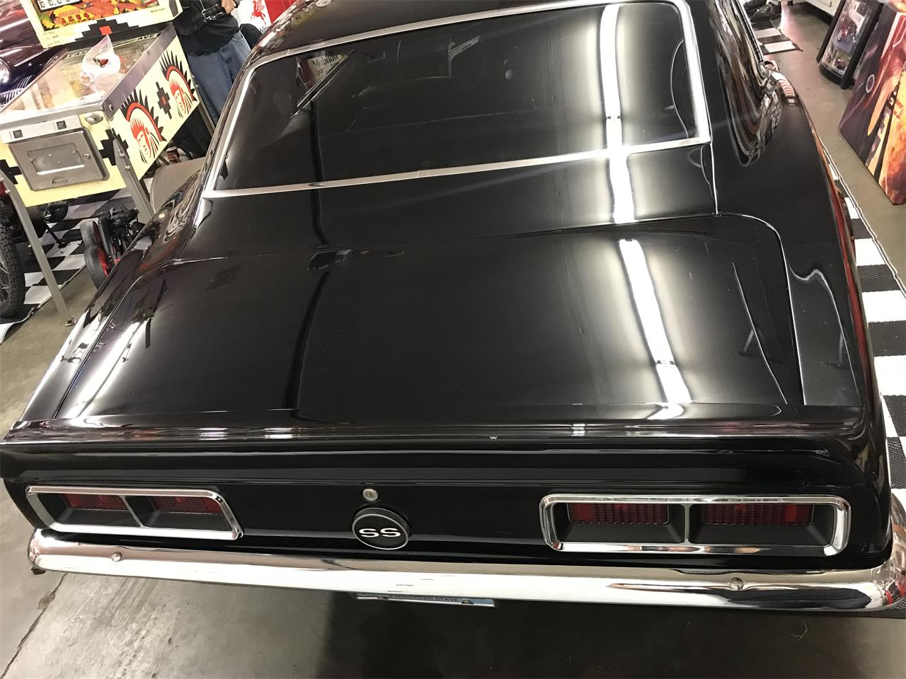 Large Picture of '68 Camaro RS/SS - NVUA
