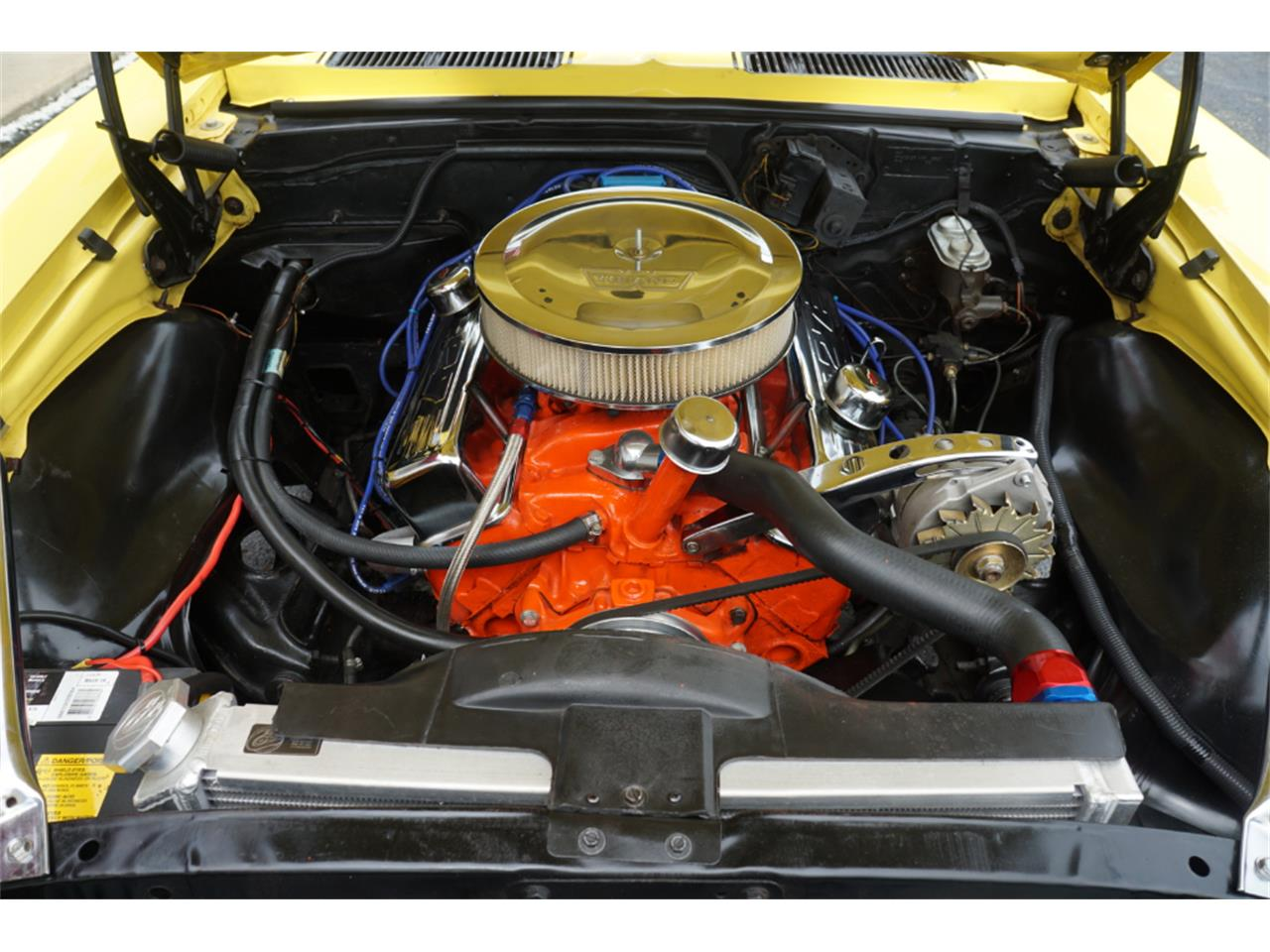Large Picture of 1968 Chevrolet Camaro RS - $36,900.00 Offered by Hanksters Hot Rods - NVVM