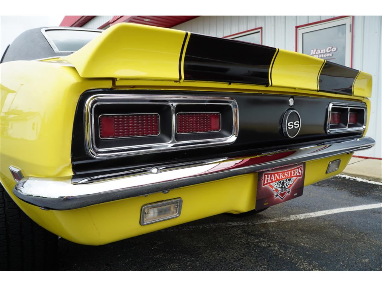 Large Picture of '68 Chevrolet Camaro RS located in Homer City Pennsylvania - $36,900.00 Offered by Hanksters Hot Rods - NVVM
