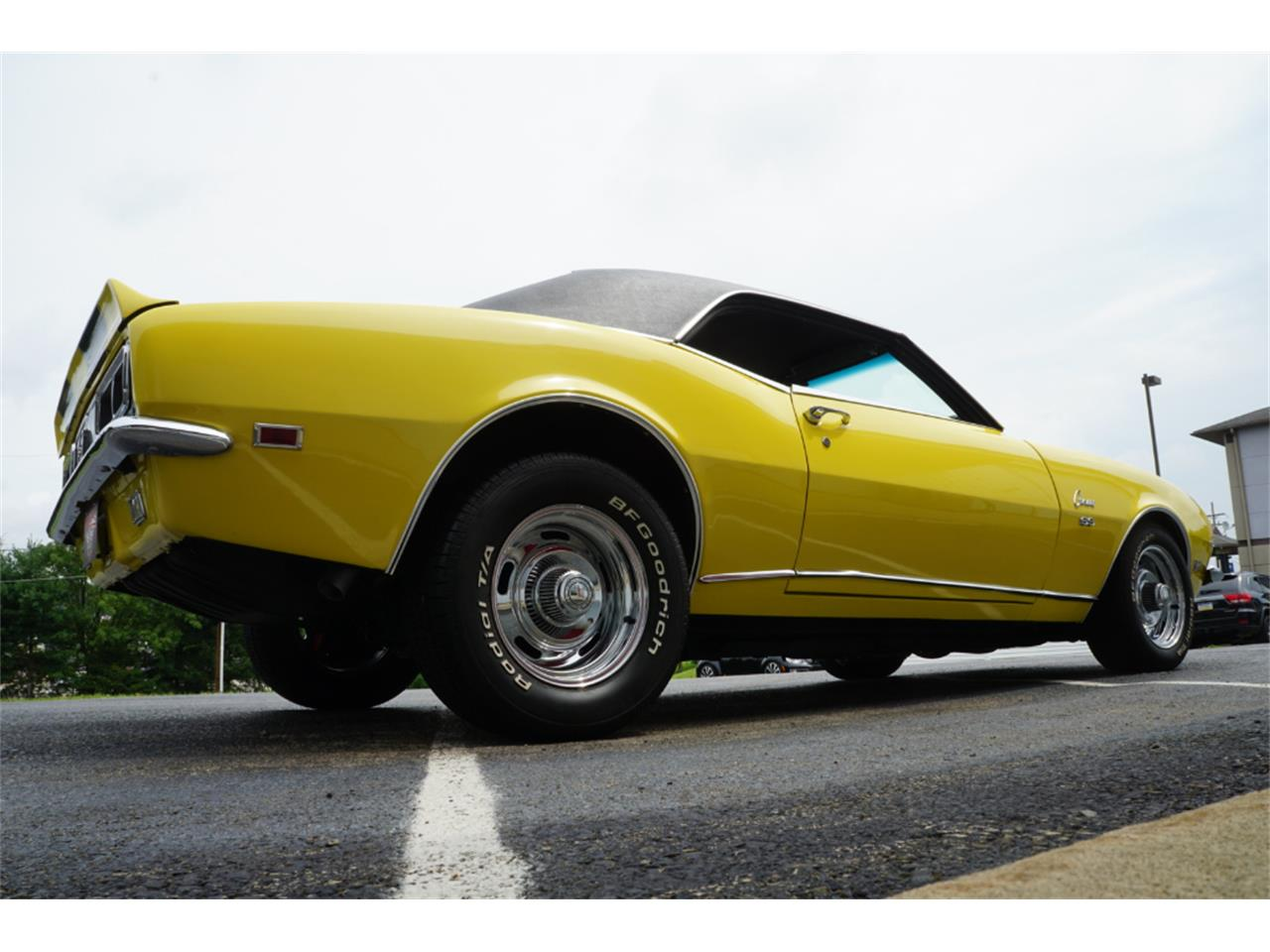 Large Picture of Classic '68 Chevrolet Camaro RS - NVVM
