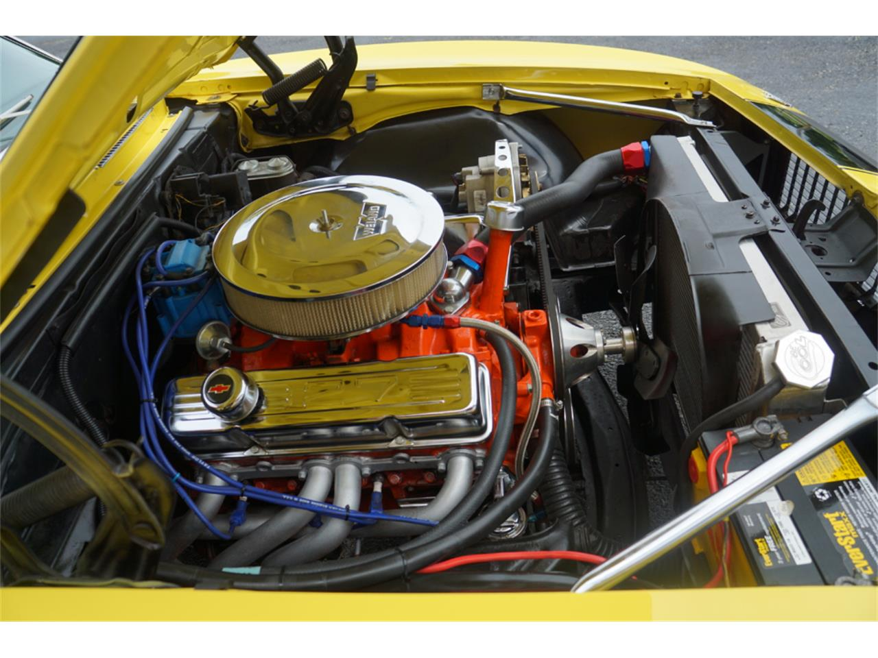 Large Picture of Classic '68 Camaro RS - NVVM