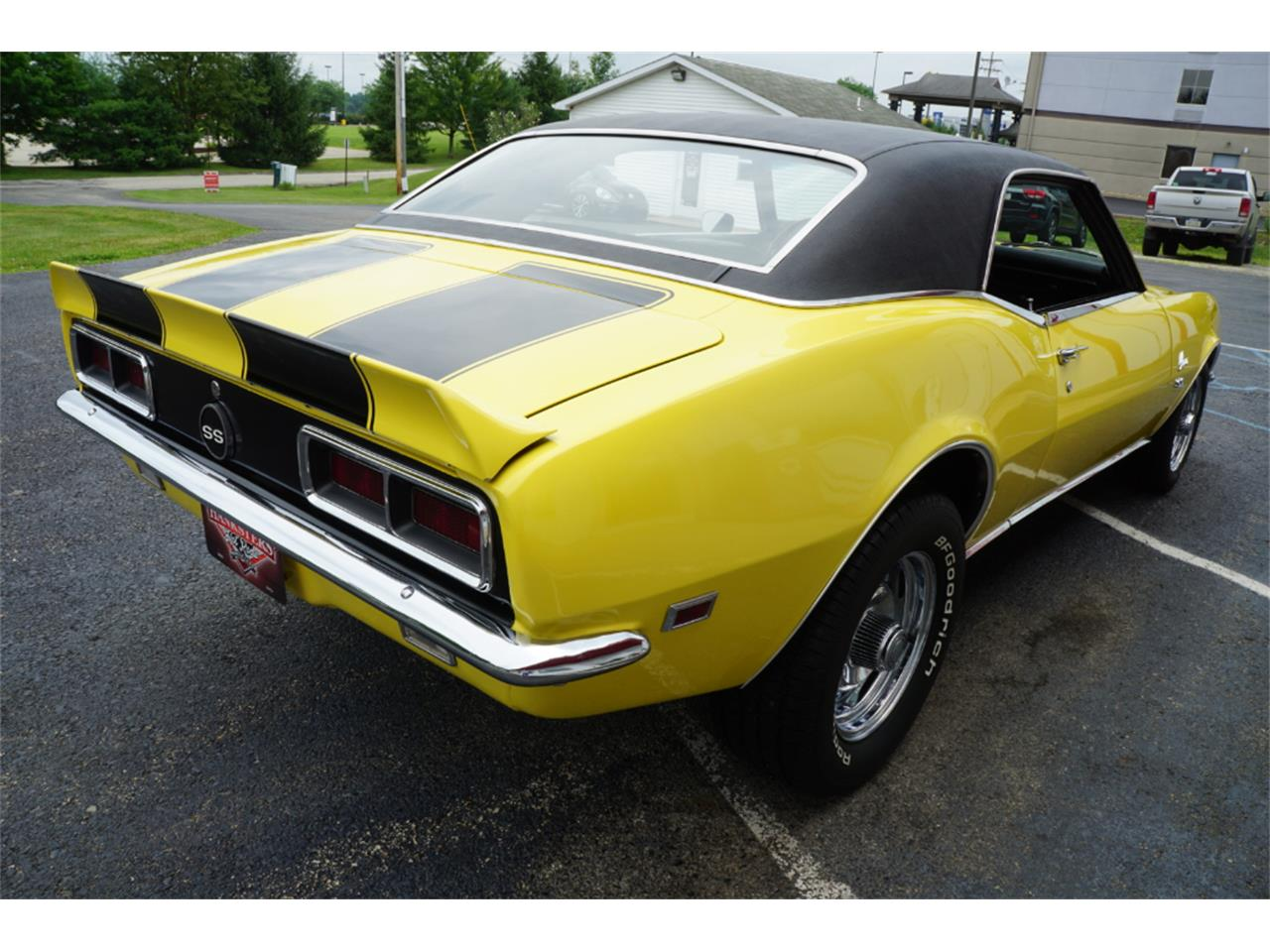 Large Picture of Classic '68 Chevrolet Camaro RS - $36,900.00 - NVVM