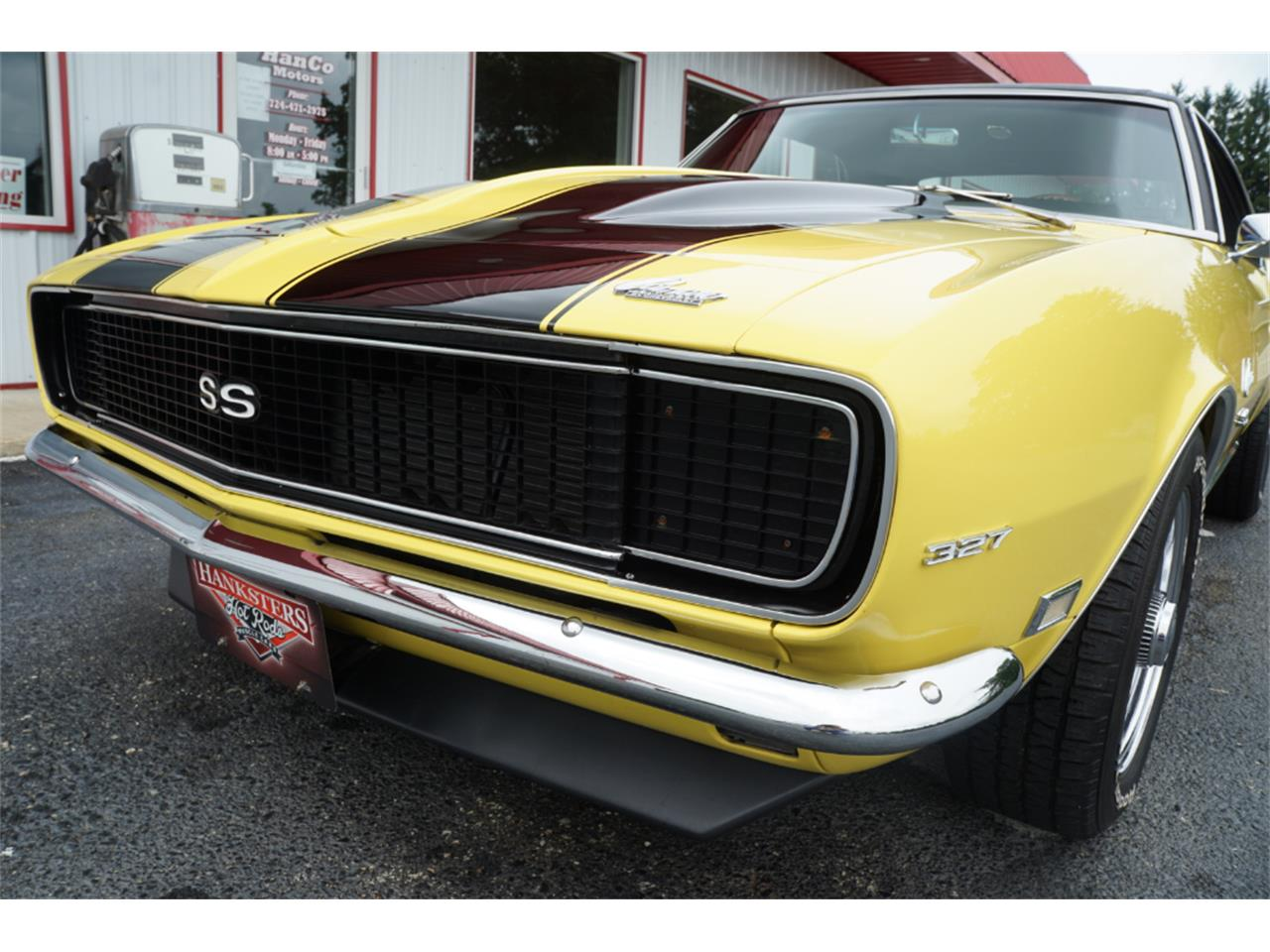 Large Picture of Classic '68 Camaro RS Offered by Hanksters Hot Rods - NVVM