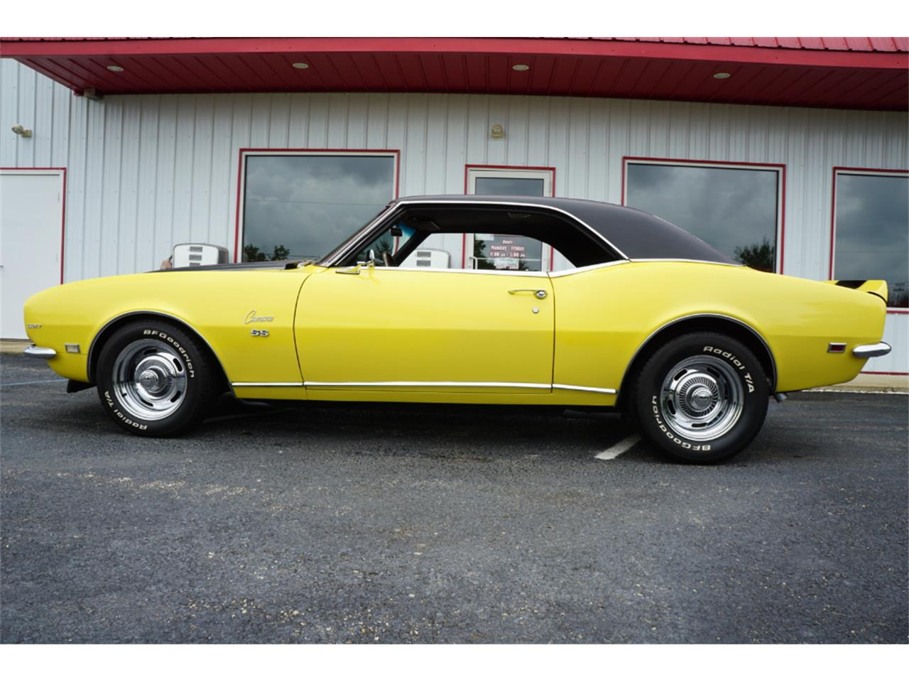 Large Picture of Classic 1968 Camaro RS Offered by Hanksters Hot Rods - NVVM