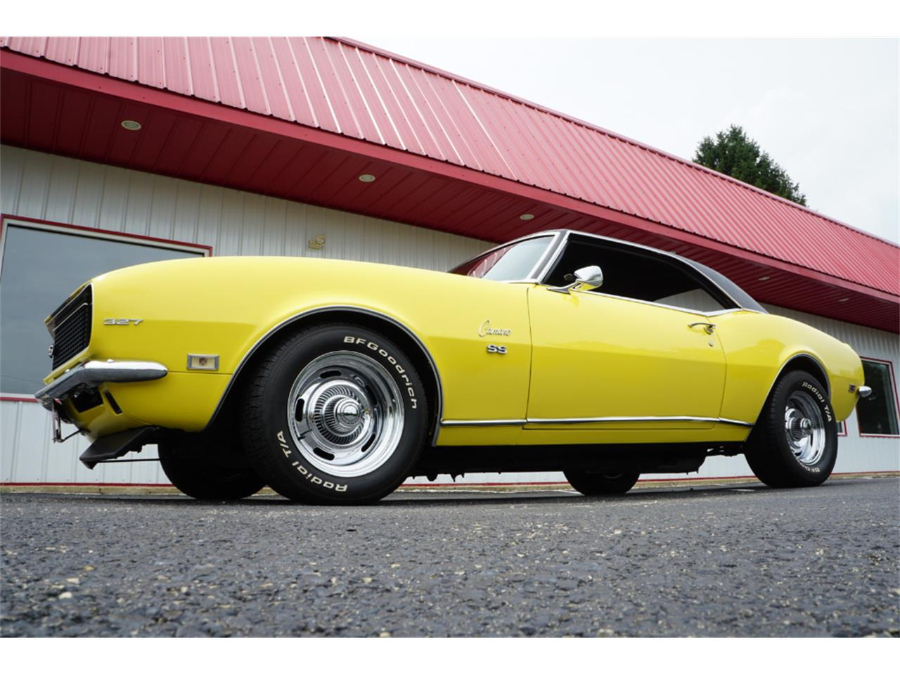 Large Picture of 1968 Chevrolet Camaro RS located in Pennsylvania - NVVM