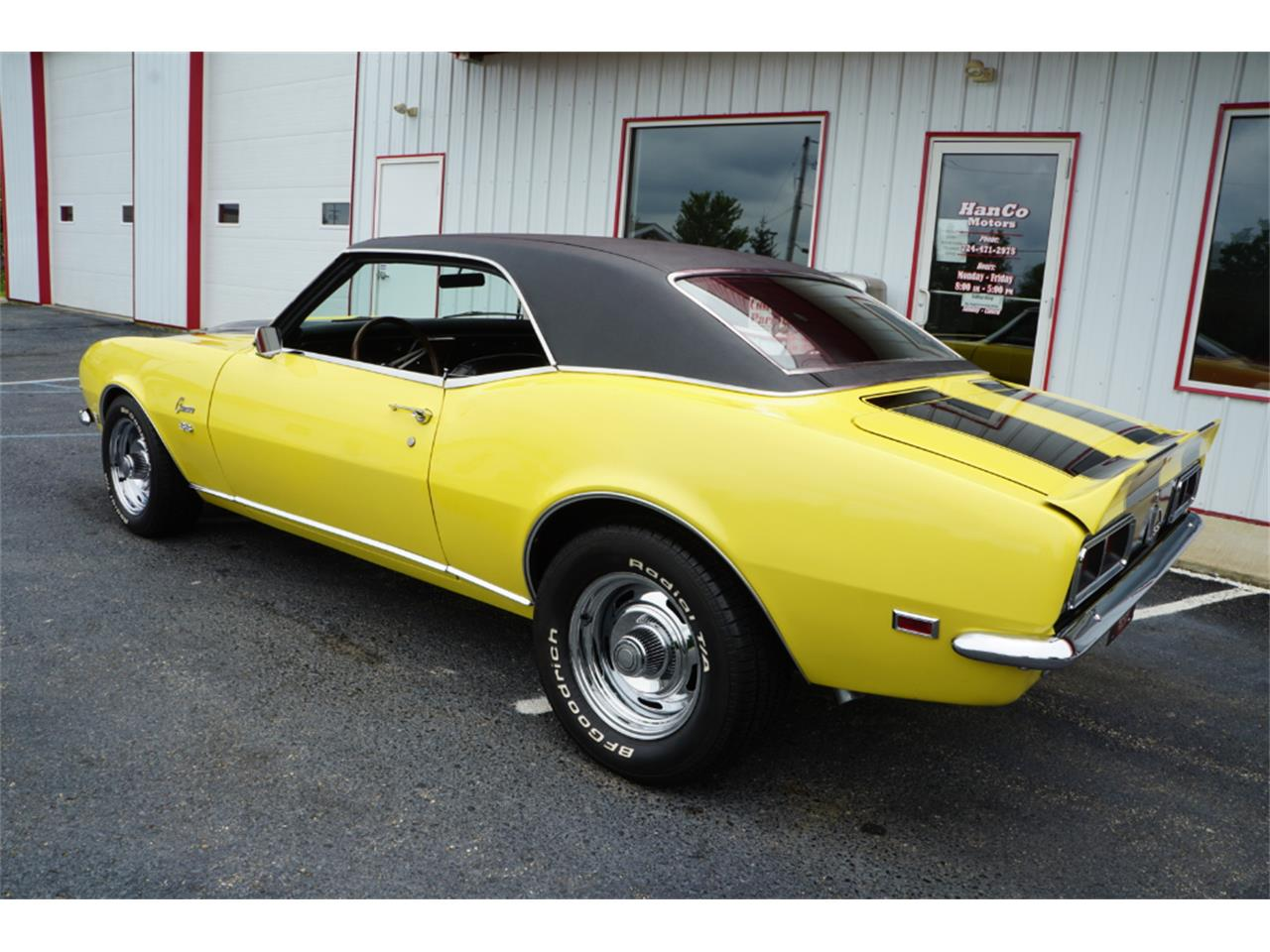 Large Picture of Classic '68 Chevrolet Camaro RS located in Pennsylvania - $36,900.00 Offered by Hanksters Hot Rods - NVVM