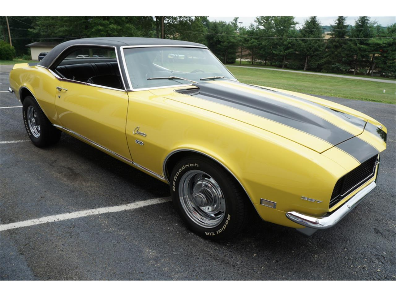 Large Picture of '68 Camaro RS - $36,900.00 Offered by Hanksters Hot Rods - NVVM