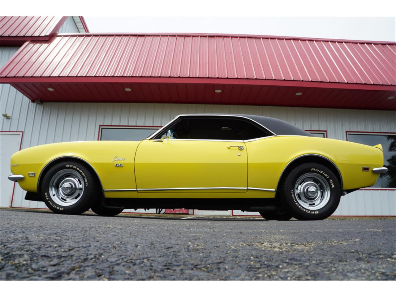 Large Picture of Classic 1968 Chevrolet Camaro RS located in Pennsylvania Offered by Hanksters Hot Rods - NVVM
