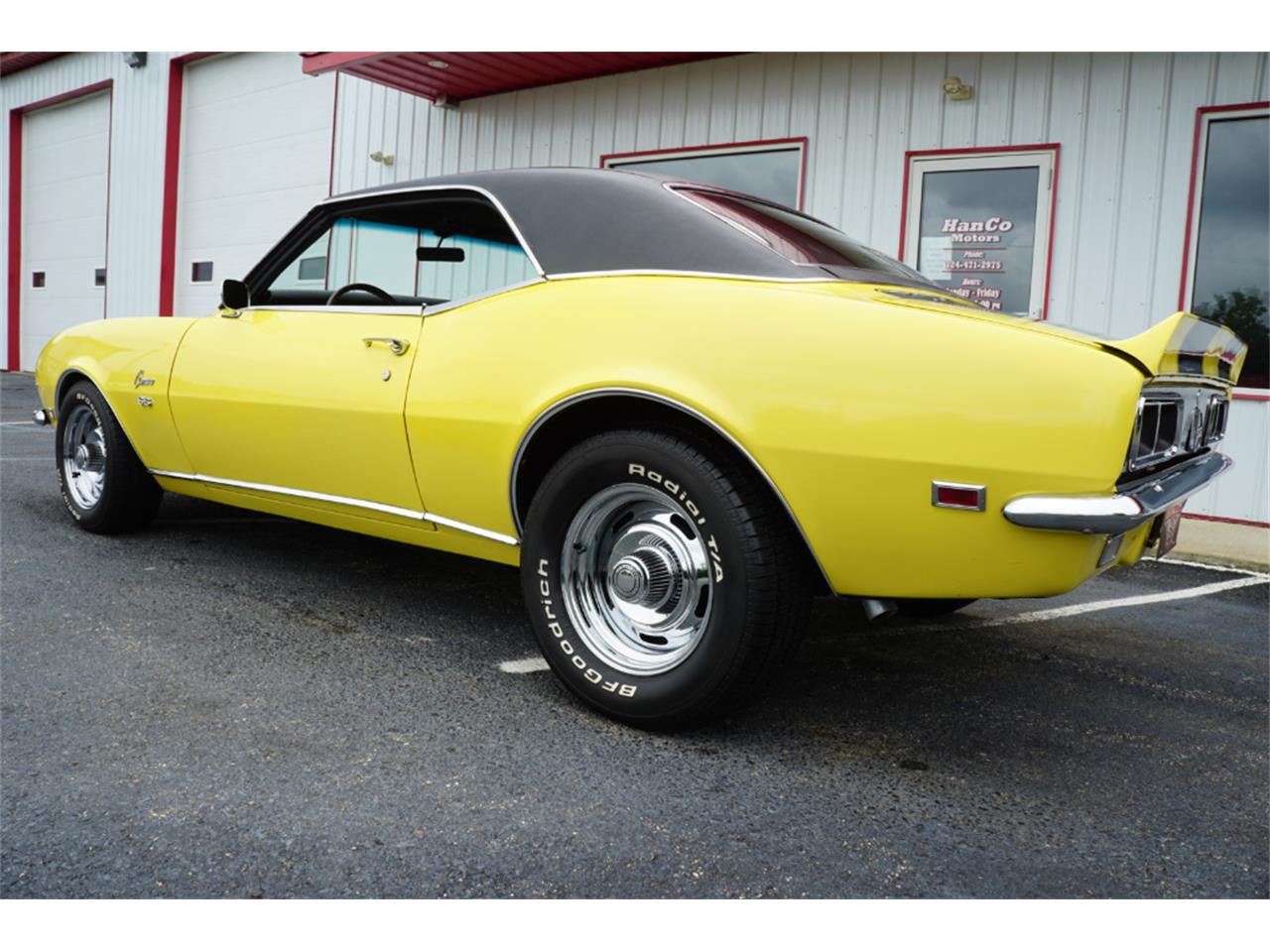 Large Picture of Classic 1968 Chevrolet Camaro RS located in Homer City Pennsylvania Offered by Hanksters Hot Rods - NVVM