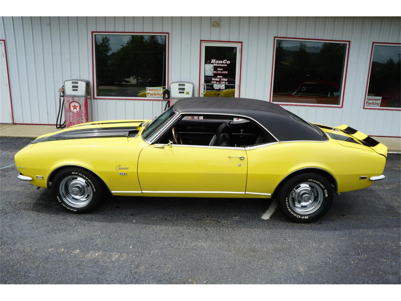 Large Picture of '68 Chevrolet Camaro RS - $36,900.00 Offered by Hanksters Hot Rods - NVVM