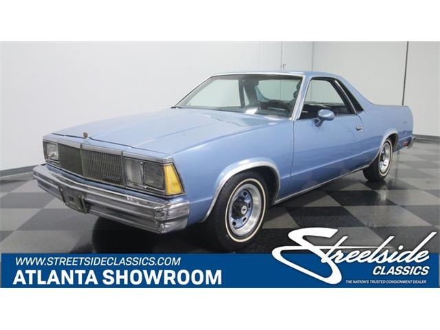 Picture of '80 El Camino - NVVO