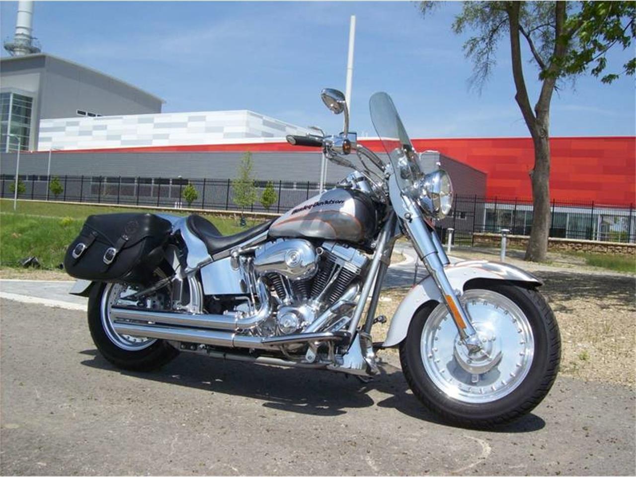 For Sale: 2005 Harley-Davidson Fat Boy in Holland, Michigan