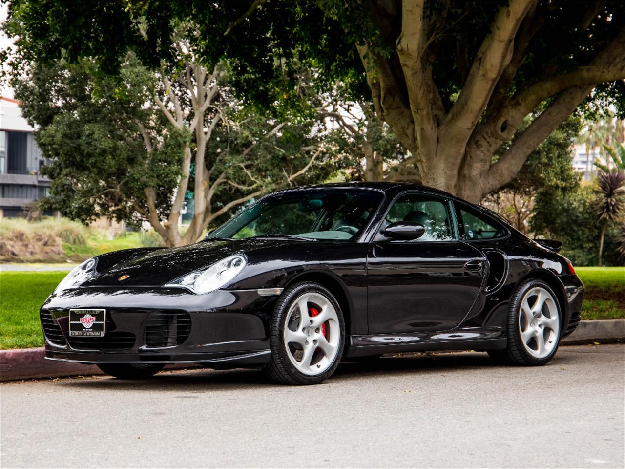Large Picture of '02 911 Turbo located in California - $74,500.00 Offered by Chequered Flag International - NVVR