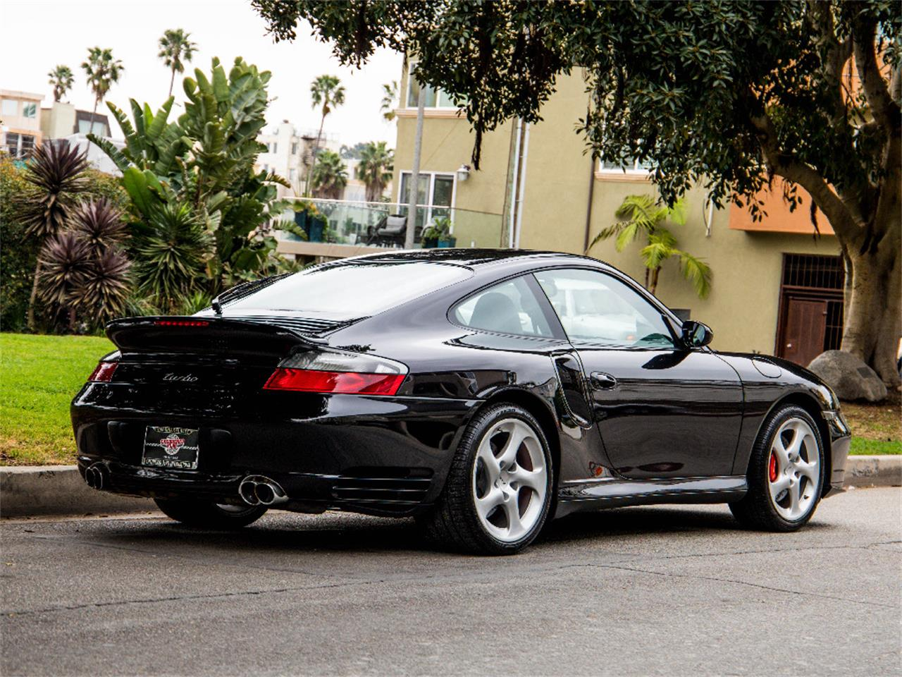 Large Picture of 2002 Porsche 911 Turbo located in California Offered by Chequered Flag International - NVVR