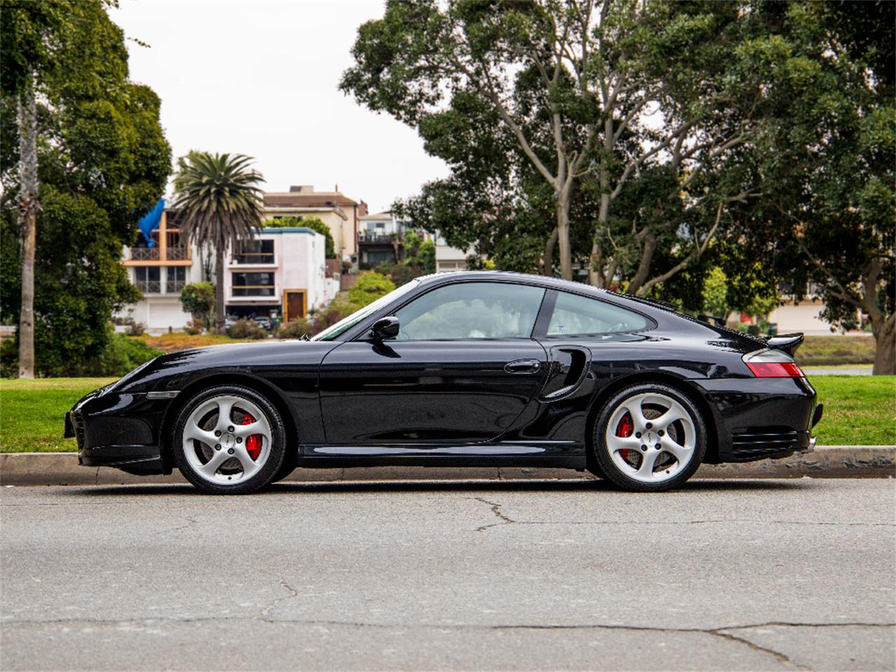 Large Picture of '02 Porsche 911 Turbo located in Marina Del Rey California - NVVR