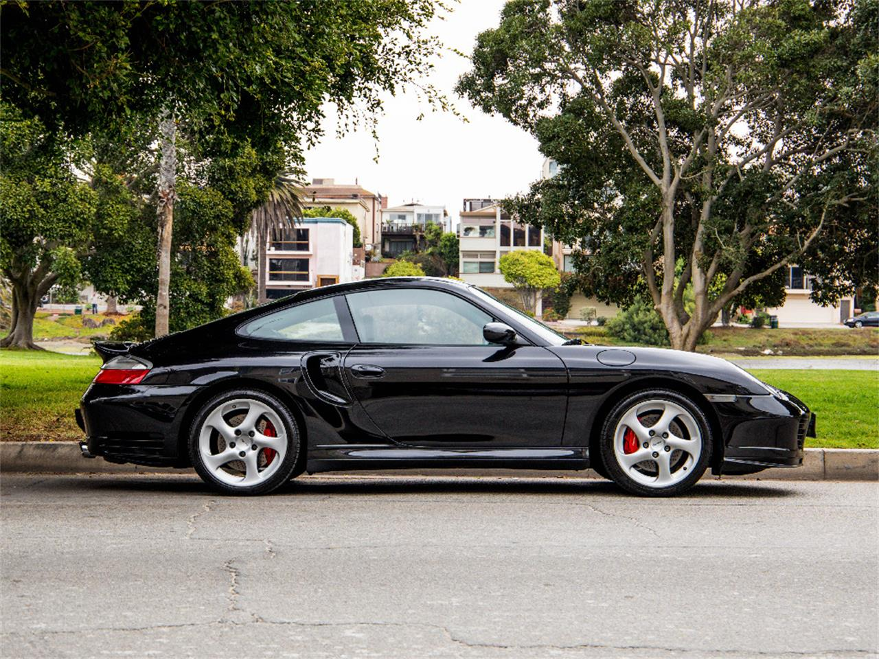 Large Picture of '02 Porsche 911 Turbo - $74,500.00 Offered by Chequered Flag International - NVVR