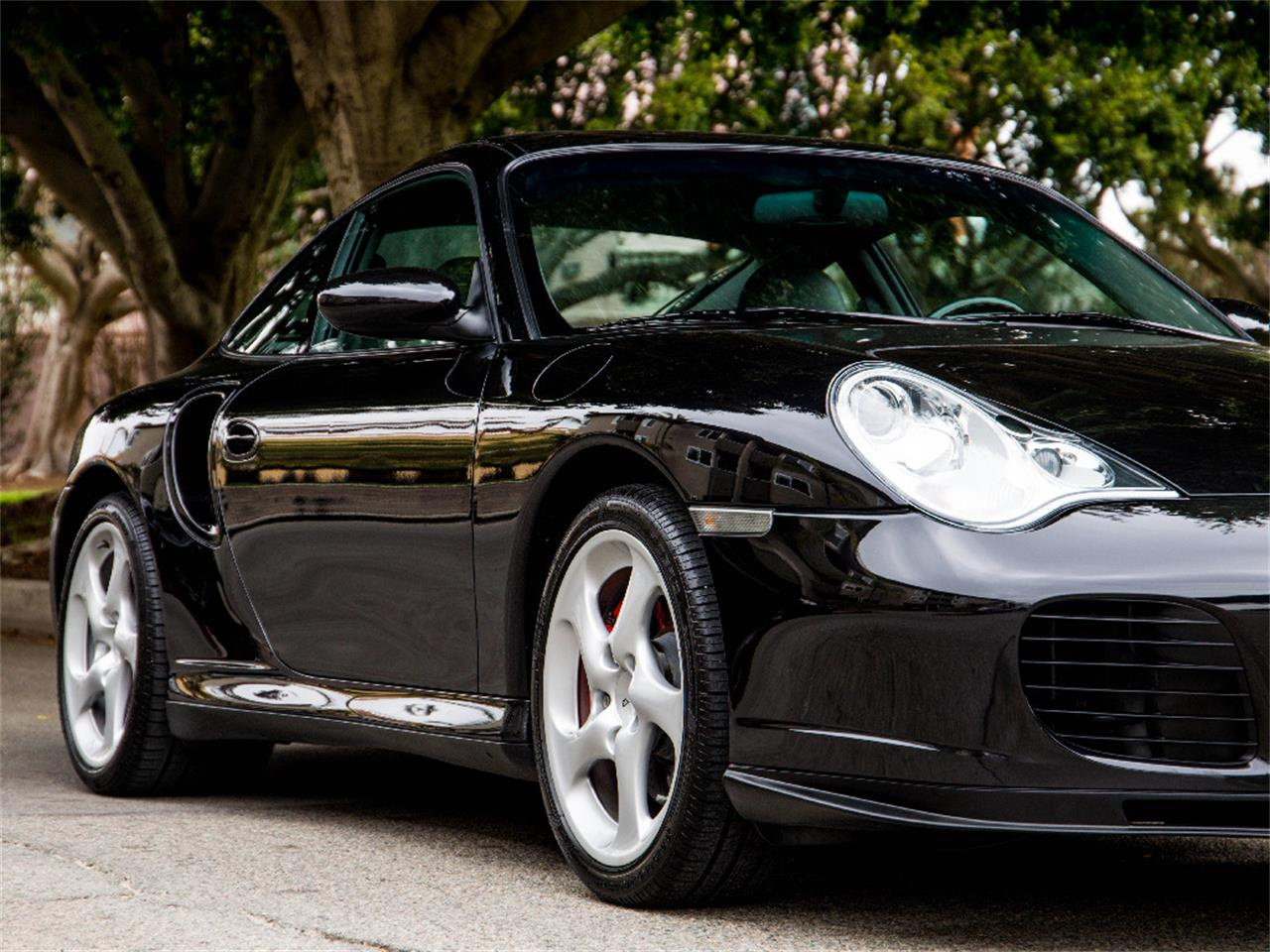 Large Picture of '02 911 Turbo located in Marina Del Rey California Offered by Chequered Flag International - NVVR