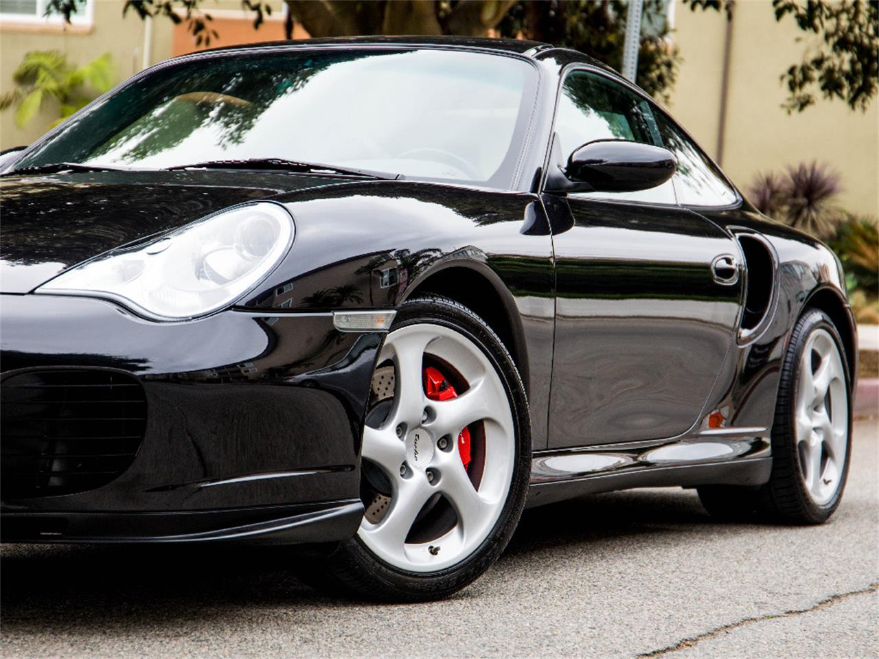 Large Picture of 2002 911 Turbo located in California - $74,500.00 - NVVR