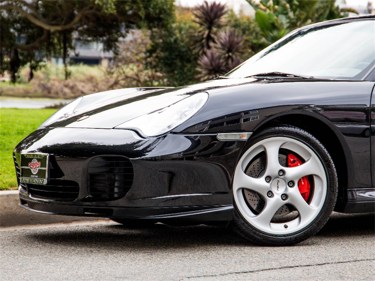 Large Picture of '02 Porsche 911 Turbo located in Marina Del Rey California - $74,500.00 Offered by Chequered Flag International - NVVR