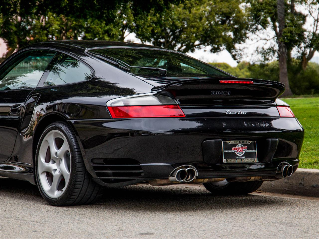 Large Picture of '02 911 Turbo located in California Offered by Chequered Flag International - NVVR