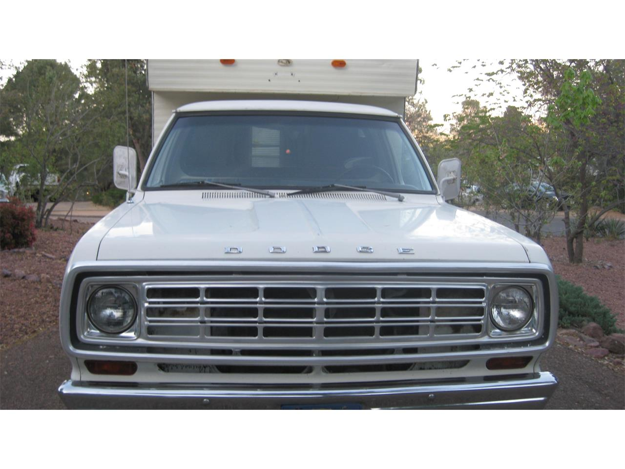 Large Picture of '74 D100 - NSTL