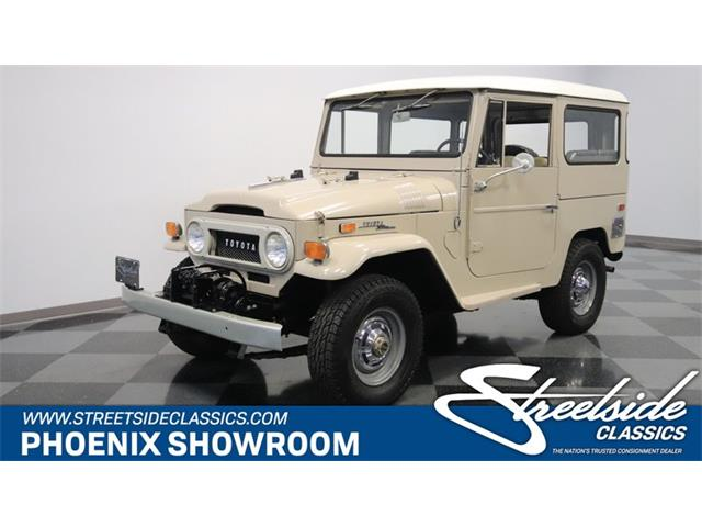 Picture of Classic 1970 Toyota Land Cruiser FJ - NVW0