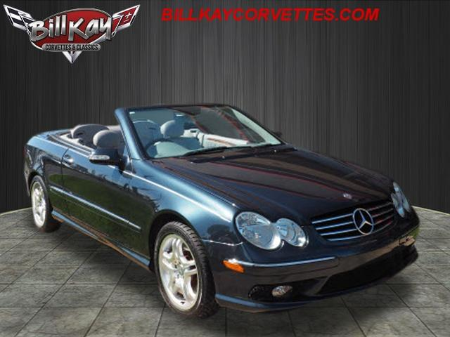 Picture of '04 CLK-Class Offered by  - NVWV