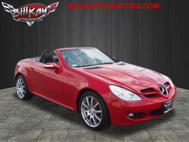 Picture of '05 SLK-Class - NVX8